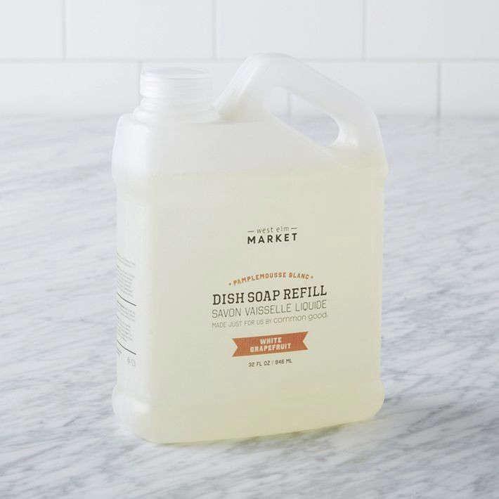 common good dish soap refill