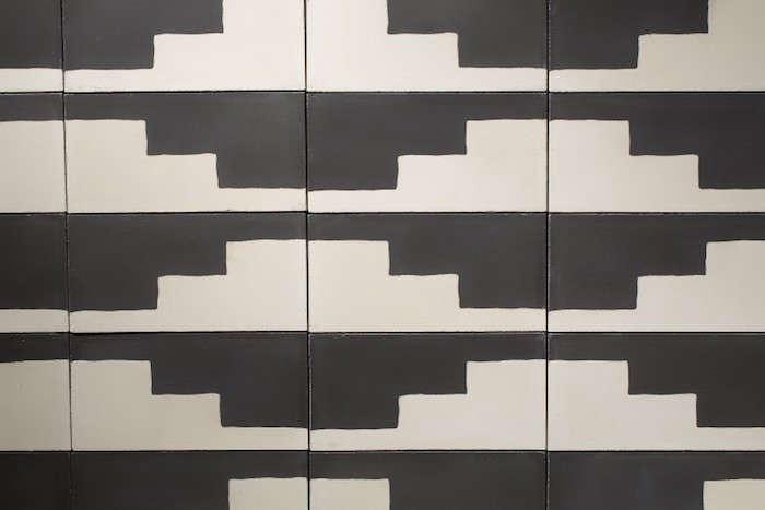 10 Easy Pieces Handmade Patterned Tiles portrait 12