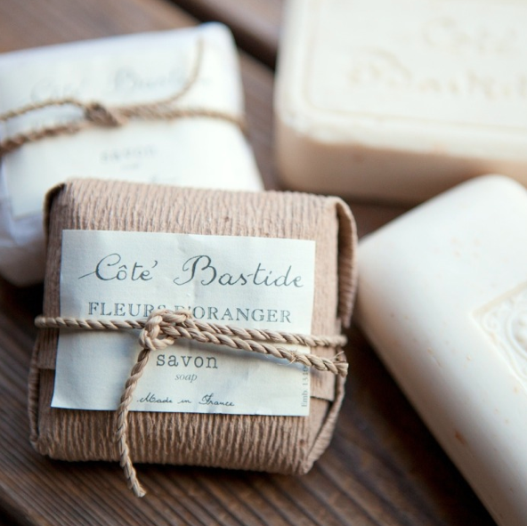 5 Favorites Beautiful French Soaps House Gift Edition portrait 4