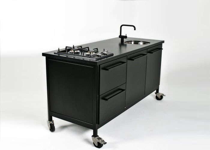 10 Easy Pieces Modular Kitchen Workstations portrait 10