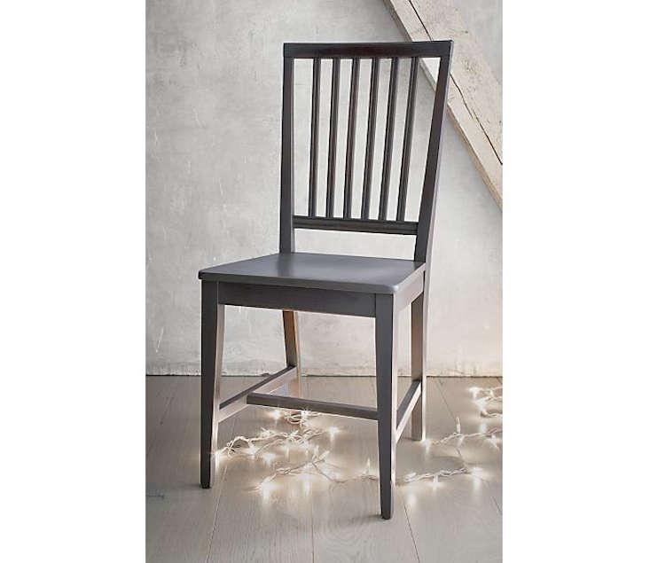 crate and barrel village grigio side chair remodelista