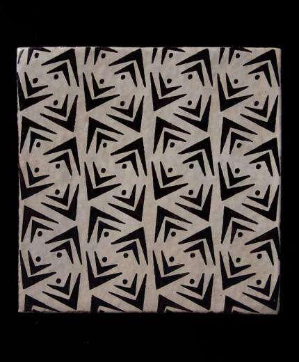Artful Tiles from an English Textile Designer portrait 4