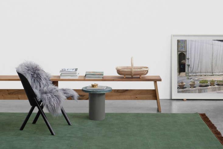 david chipperfield furniture e15 bench