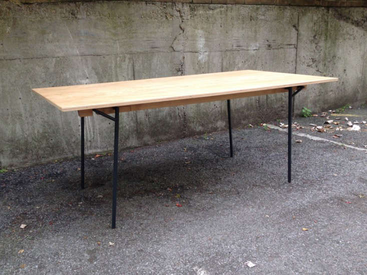 dean edmonds table remodelista