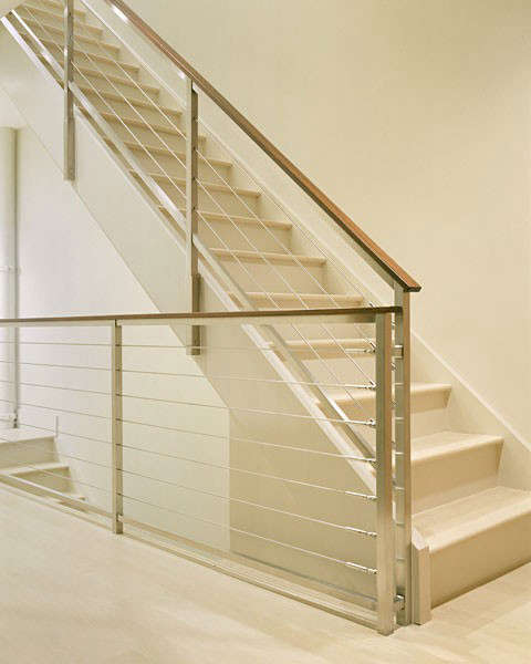 10 Favorites Wood and Steel Stairs from the Remodelista ArchitectDesigner Directory  portrait 12