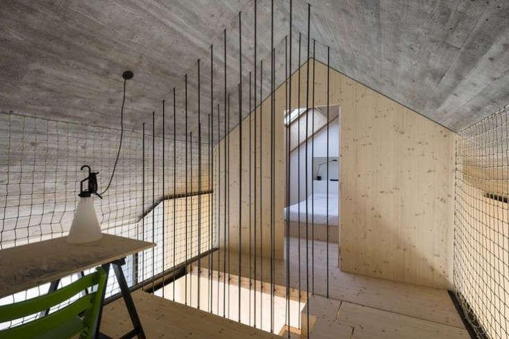 in the karst house by dekleva gregoric in vrhovlje, slovenia, a system of cable 10