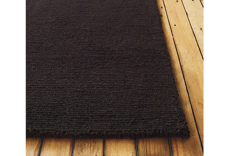 10 Easy Pieces Black LowPile Area Rugs portrait 7