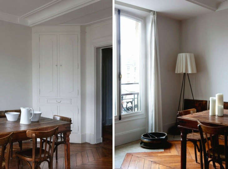 Cultural Exchange An Artfully Appointed Parisian Flat portrait 5