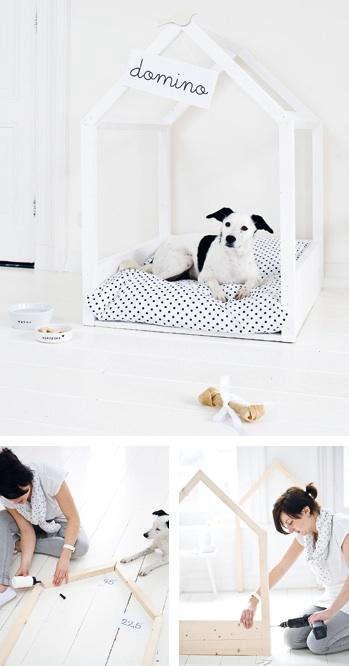 DIY A Trs Elegant Dog Bed Paris Edition portrait 4