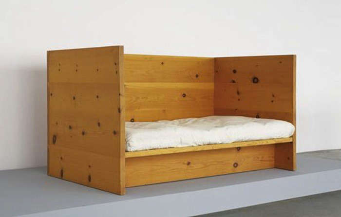 donald judd daybed remodelist
