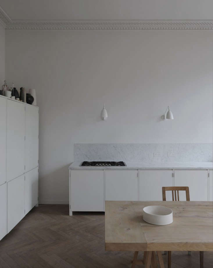 Photograph fromKitchen of the Week: A Culinary Space Inspired by a Painting.