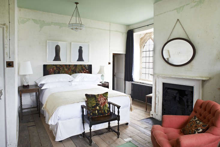 Steal This Look An Eclectic Bedroom in Somerset England portrait 3