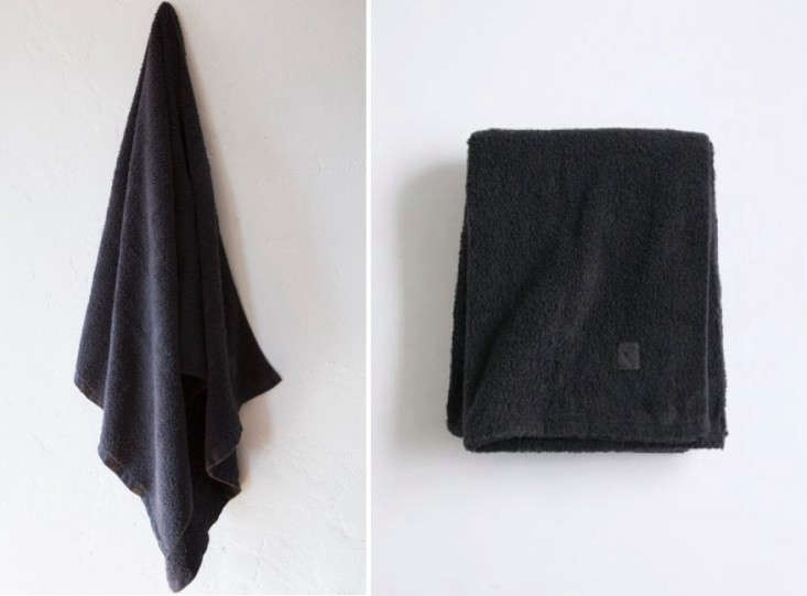 Stealth Luxury Organic PlantDyed Towels from Japan portrait 5