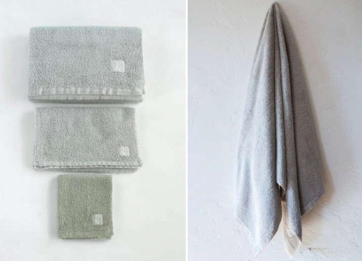 eva japanese towels gray