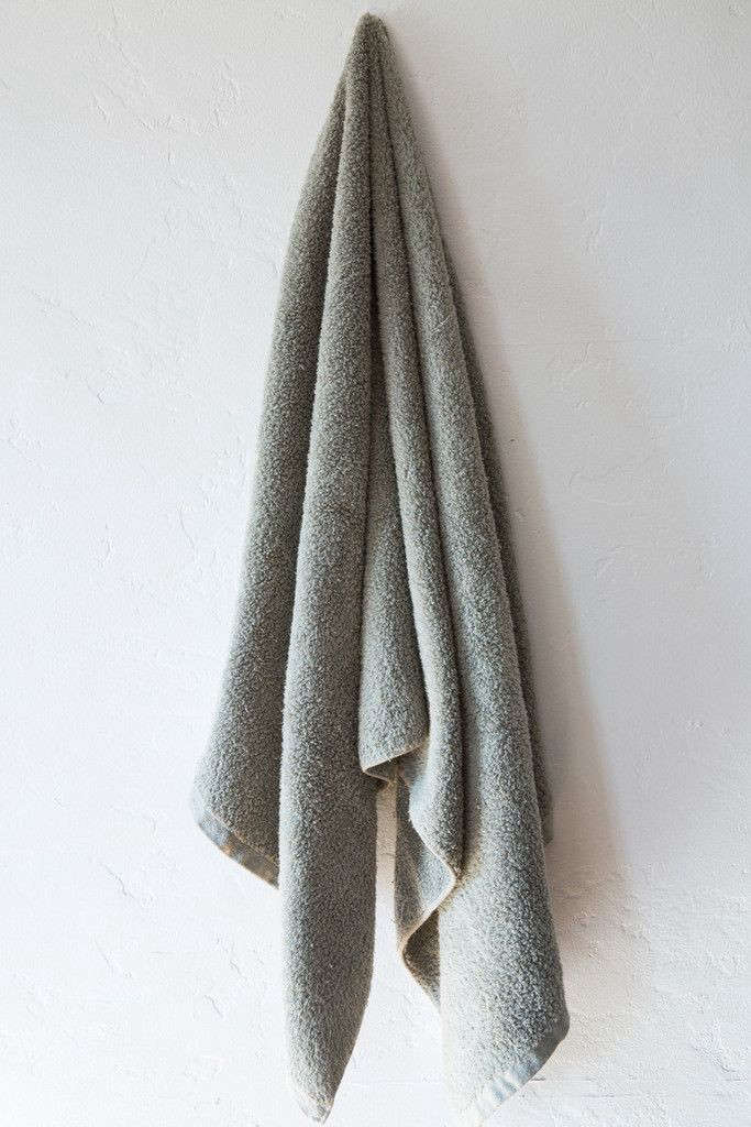 Stealth Luxury Organic PlantDyed Towels from Japan portrait 6