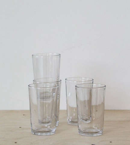 10 Easy Pieces Basic Drinking Glasses portrait 9