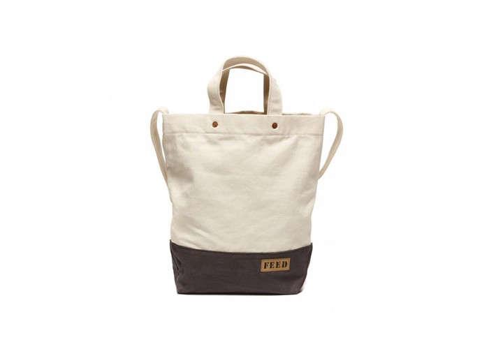 feed canvas tote bag remodelista