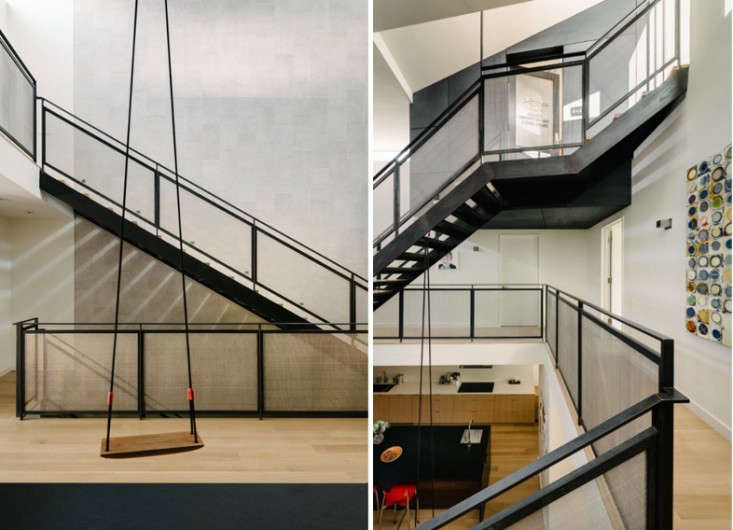 10 Favorites Wood and Steel Stairs from the Remodelista ArchitectDesigner Directory  portrait 10