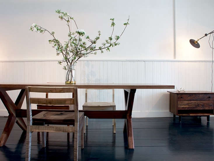 fern furniture scissor table