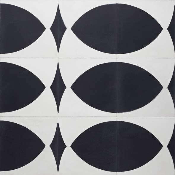 10 Easy Pieces Handmade Patterned Tiles portrait 6