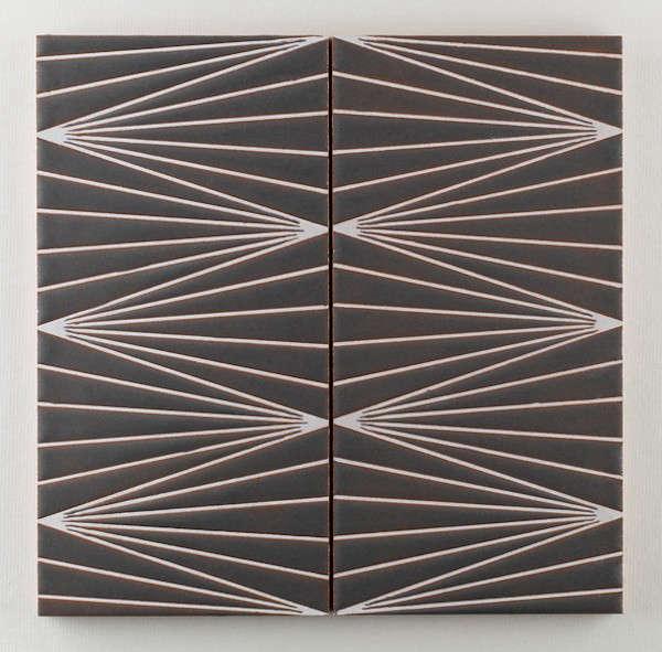 10 Easy Pieces Handmade Patterned Tiles portrait 10