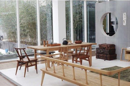 Bauhaus in Beijing Craft Furniture from an Emerging Designer portrait 4