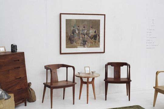 Bauhaus in Beijing Craft Furniture from an Emerging Designer portrait 9