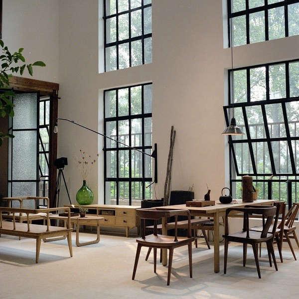 Bauhaus in Beijing Craft Furniture from an Emerging Designer portrait 3