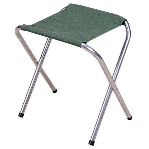 folding aluminum canvas camp stool remodelista