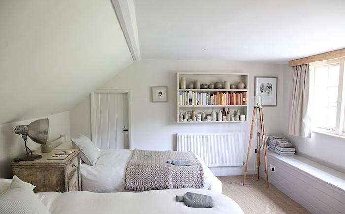 forest house sussex guest room