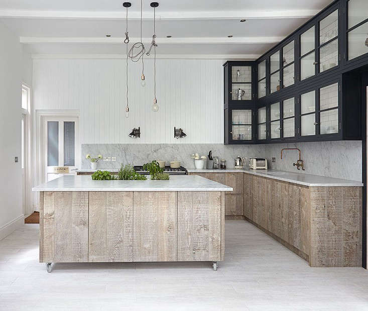 Scandinavian-style kitchen in London by Jamie Blake of Blakes London | remodelista