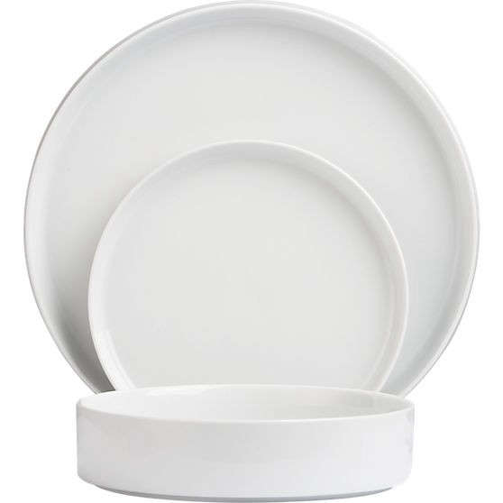 10 Easy Pieces Basic White Dinnerware portrait 9