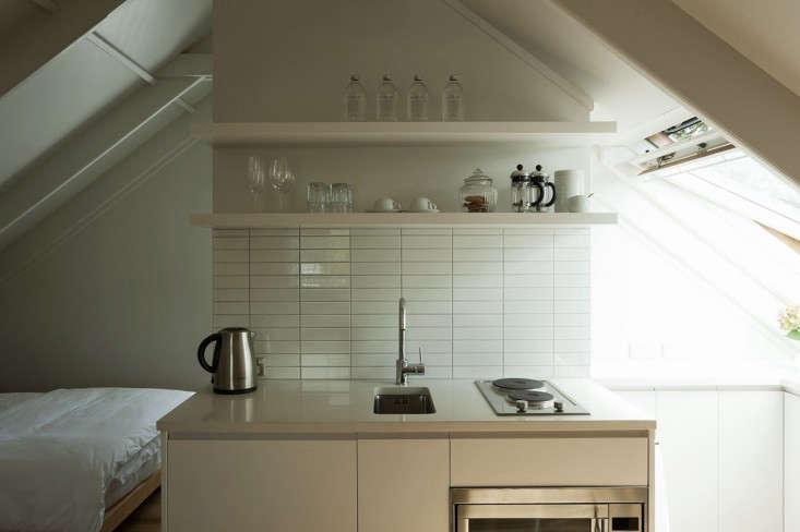 garage studio apartment 2 by Karin Montgomery Spath Remodelista