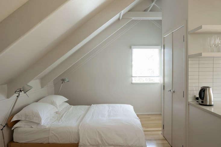 garage studio apartment 3 by Karin Montgomery Spath Remodelista