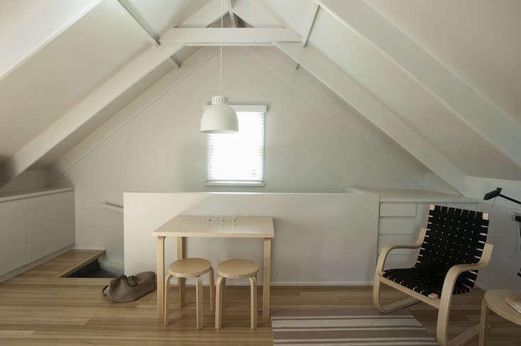 garage studio apartment 4 by Karin Montgomery Spath Remodelista