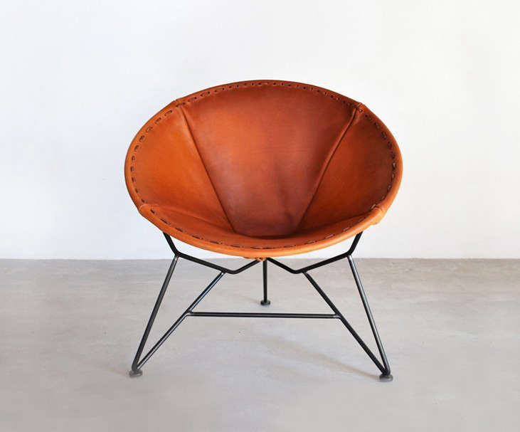 10 Easy Pieces South AmericanStyle Leather Chairs portrait 3