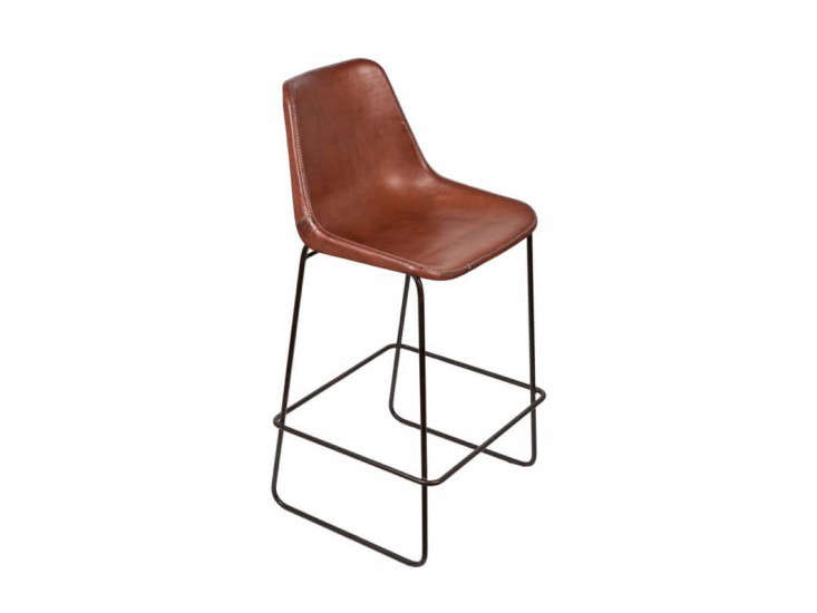 10 Easy Pieces Leather Barstools portrait 8