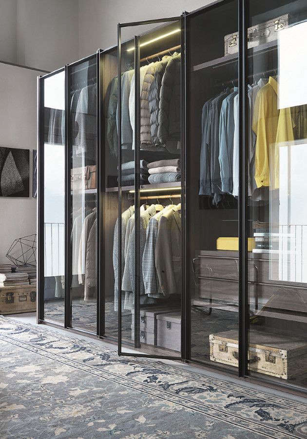 The New Transparency 7 GlassFronted Closets and Wardrobes portrait 6