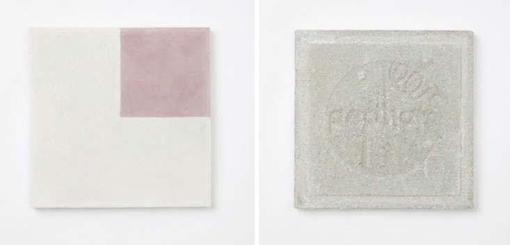 glen baghurst tiles pale pink