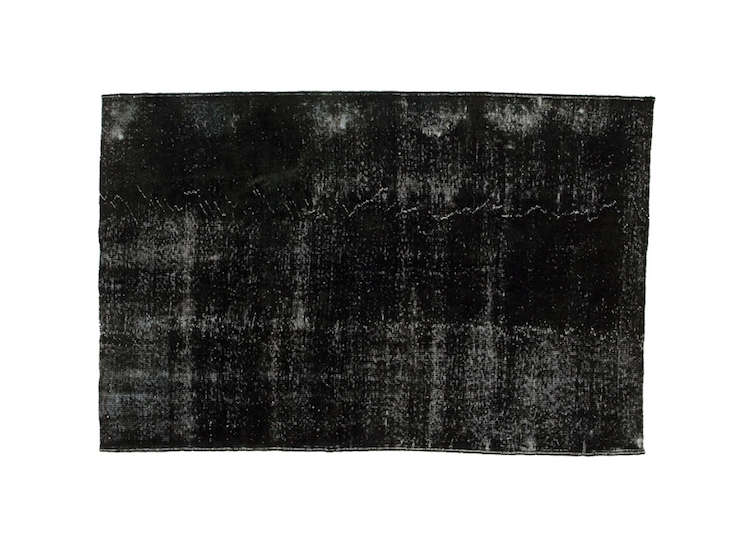 10 Easy Pieces Black LowPile Area Rugs portrait 5
