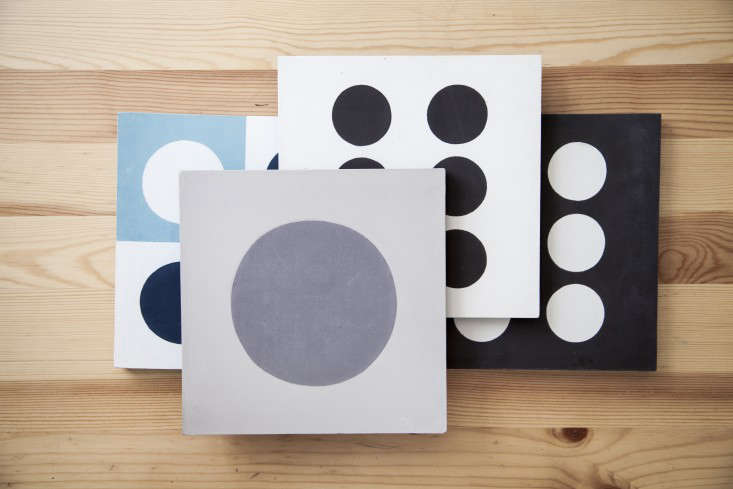 The New Geometry Tiles from an LA Artisan Company  portrait 3