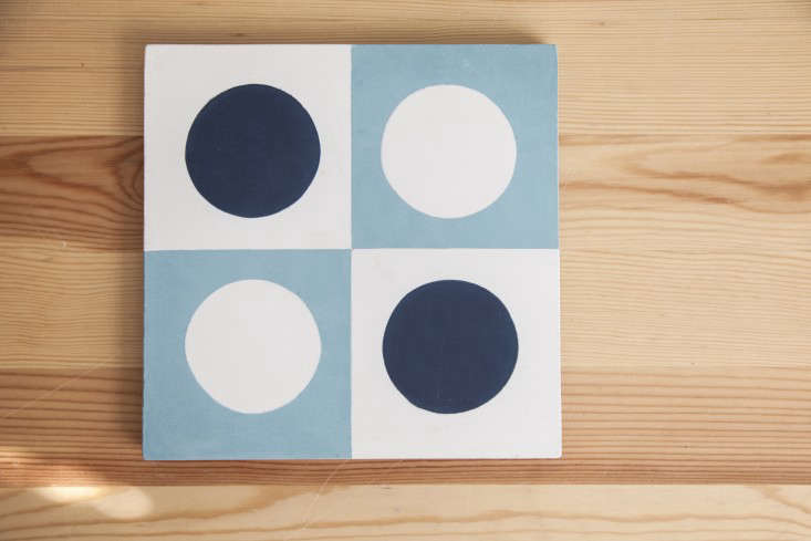 The New Geometry Tiles from an LA Artisan Company  portrait 4