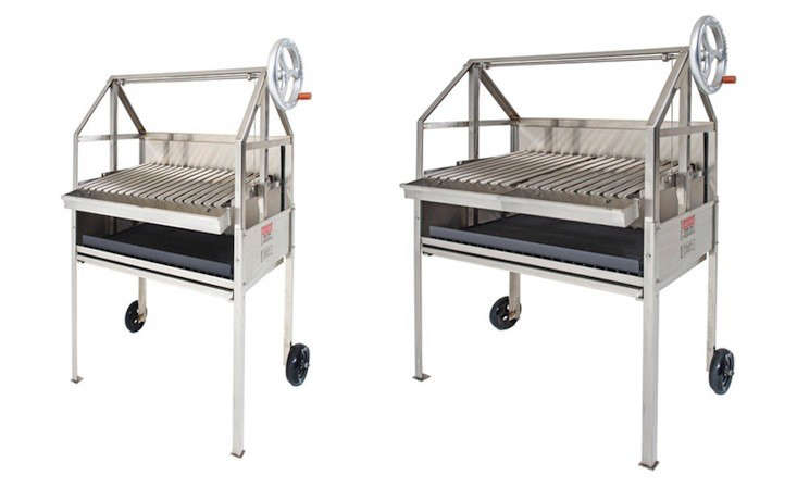 10 Easy Pieces Outdoor Charcoal Grills portrait 6