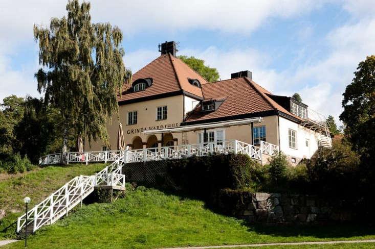 An Idyllic Inn in Sweden Archipelago Edition portrait 3