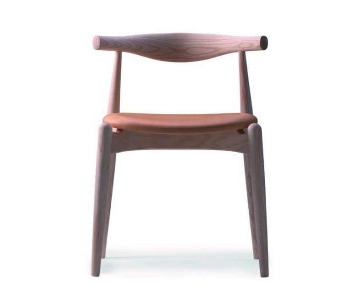 hans wegner elbow chair remodelista 0
