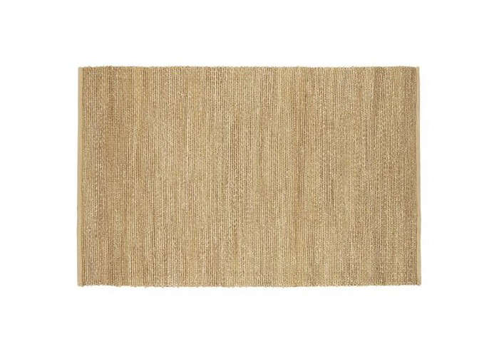 the heathered chenille jute rug in natural is currently on sale at \$\135 for t 12