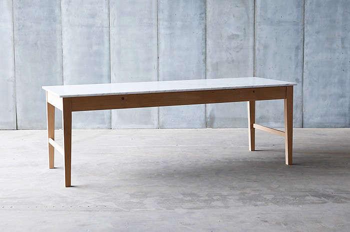heerenhuis marble top table 0