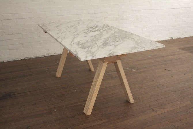 henry wilson marble table australia