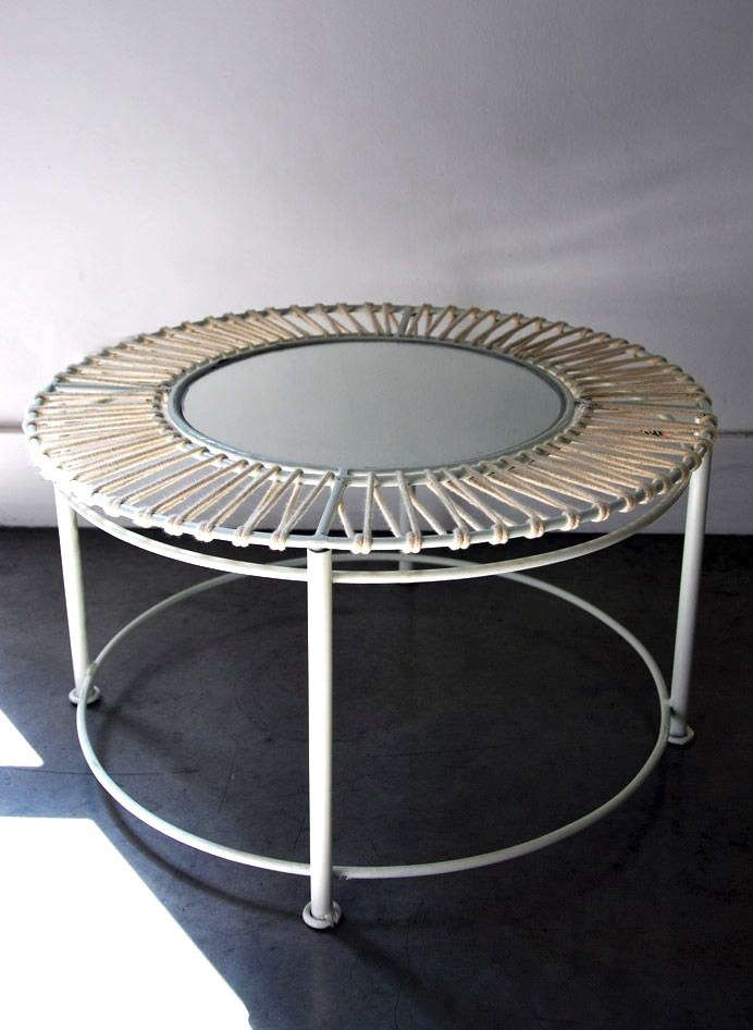 honore rope table mirror remodelista 20