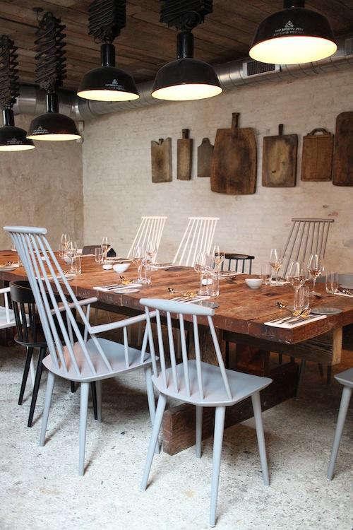 host copenhagen mixed chairs